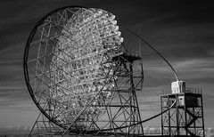 engineering (Zimthiger) Tags: spain lapalma zimthiger engineering technik bw sw telescope teleskop