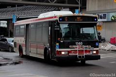 1146 (Downsview34.) Tags: transit toronto orionvii bus ttc