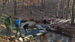 Thursday Hiking Group - Umstead Park - Raleigh, Wake County, North Carolina, USA (John Meckley) Tags: hike umstead triangle raleigh carolina nc