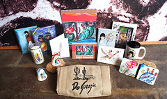 The Gallery in the Sun Museum has a great assortment of holiday products! (DeGrazia Gallery in the Sun Museum) Tags: teddegrazia degrazia ettore ted artist nationalhistoricdistrict nonprofit foundation galleryinthesunmuseum museum gallery adobe architecture tucson arizona az santacatalinas desert giftshop products holidayproducts gifts