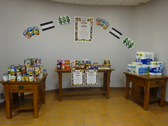 Food for Fines Alcove