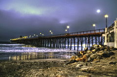 O'Side Misty Pier 20-12-13-19-70D (rod1691) Tags: southern california united states nature beauty usa tropical paradise sunrise palm trees outdoor landscape seascape walkabout sunset photography travel beach sand sun pier strand canon40506070d5dii walknshoot