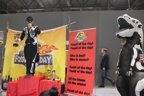 Let the final #Fossiloftheday show of #COP25 begin - Dec 13 - IMG_7360