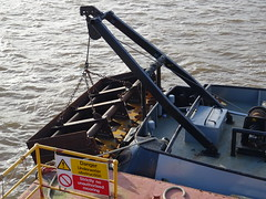 Teign C (THC) (MMSI: 235082804) 14m Damen Stan Tug / dredge bed leveller, with limited fire fighting capacity. Call Sign:  MWBM9 (guyfogwill) Tags: 2019 abp associatedbritishports autumn bateau bateaux bâteaux beach boat boats coastal coastline damen damenstan december devon docks dredger dschx60 england europe flicker fogwill gb gbtnm gbr greatbritan guy guyfogwill harbour marine maritime mmsi235082804 mwbm9 nautical pilotboat plage port reflection river shaldon ship sony southwest teignc teignestuary teignbridge teignmouth teignmouthapproaches teignmouthharbourcommission thc theshaldives tq14 transport tug tugboat uk unitedkingdom vessel workboat photo engrossing fascinating riveting gripping compelling water