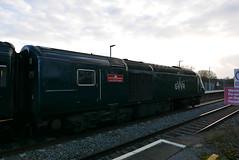 GWR 43189 Launceston Castle at Yatton (neiljennings51) Tags: first great western railway gwr train yatton somerset station castle class hst