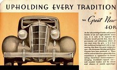 The Great New Chryslers for 1935 (Jasperdo) Tags: brochure pamphlet chrysler automobile car vehicle