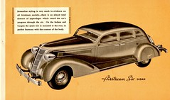 The Great New Chryslers for 1935 (Jasperdo) Tags: brochure pamphlet chrysler automobile car vehicle airstream6 sedan