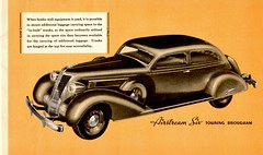 The Great New Chryslers for 1935 (Jasperdo) Tags: brochure pamphlet chrysler automobile car vehicle airstream6 touringbrougham