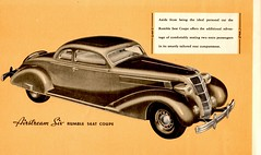 The Great New Chryslers for 1935 (Jasperdo) Tags: brochure pamphlet automobile car vehicle airstream6 rumbleseatcoupe