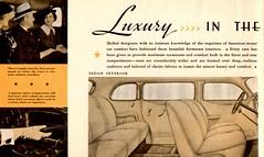 The Great New Chryslers for 1935 (Jasperdo) Tags: brochure pamphlet chrysler automobile car vehicle interior sedan