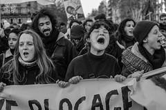 0 - Grève du 10 (O Phil des Contrastes) Tags: grève retraites manifestation demonstration rally jeunesse