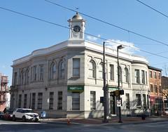 Baltimore Victorian (Stabbur's Master) Tags: maryland baltimore baltimorevictorian victorianarchitecture victoriancommercialbuildings clock tower clocktower