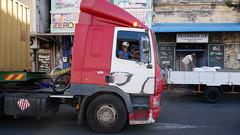 Mauritius Port Louis XI (stega60) Tags: mauritius ilemaurice portlouis street truck truckdriver town red work stega60