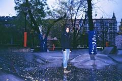 F1500035 (herminades) Tags: 35mm analog film olympus mju ii mju2 budapest skatepark fujifilm μmjuii hungary rain