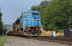 CP UN (GLC 392) Tags: d840cw d840w c408w cw408 conrail cp un gallitzin pa pennsylvania signal quailty cr ns norfolk southern 8373 d940w d940cw 9927 railroad railway train van trailers signals crq