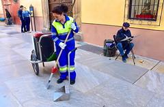 Malaga, Spain, 2019 (Lasse Persson) Tags: women europe people unposed outdoor street streetphotography spain gatufoto gatufotografi candid malaga