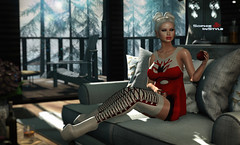 # ♥1389 (sophieso.demonia) Tags: foxy kustom9 pure poison collabor88 diversion