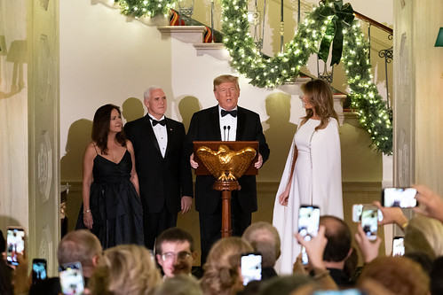 White House Congressional Ball 2019 by The White House, on Flickr