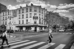 Paris-Chinatown (nbrausse) Tags: paris france frankreich 201908 chinatown sommer architektur altehäuser paris1tag pariserarchitektur