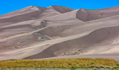Towering Dune (chasingthelight10) Tags: events photography travel landscapes deserts highdesert dunes places colorado greatsanddunesnationalpark