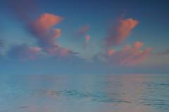 """Puedo, porque pienso que puedo."" - Carolina Marín (Pedro dos Anjos) Tags: sunset beach water sea clouds blue pink reflections waves sky light landscape summer outside photograhy landscapephotography seascape seaside coast longexposure cielo mar puesta de sol algarve portugal"