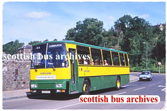 LOWLAND SCOTTISH 323 A323BSC (SCOTTISH BUS ARCHIVES) Tags: easternscottish zl323 leylandtiger alexandertetype lowlandscottish scottishbusgroup a323bsc
