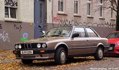 BMW E30 (XBXG) Tags: br6299 bmw e30 bmwe30 brown rheinsberger strase rheinsbergerstrasse berlin mitte berlijn germany deutschland duitsland allemagne герма́ния youngtimer old german classic car auto automobile voiture ancienne allemande deutsch duits vehicle outdoor