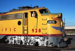Pure Elegance (jamesbelmont) Tags: unionpacific streamliner passenger e8 train railroad railway locomotive
