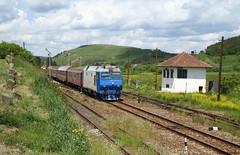 65 1019 (Drehstromkutscher) Tags: cfr chimes ferate railway railfanning railways railroad rumänien romania române train trainspotting trains eisenbahn class 65