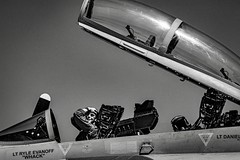 Aug. 19, 2018: Pilot reacts to crowd applause after flight at Wings Over Camarillo airshow. #wingsovercamarillo #camarillo #bnw #bnwphotography #bnwlovers #bw #monochrome #bw_lover  #greatestbnw #bnw_greatshots #world_bnw (harrysonpics) Tags: wingsovercamarillo camarillo bnw bnwphotography bnwlovers bw monochrome bwlover greatestbnw bnwgreatshots worldbnw airshow
