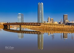Reflection on the Lake (Kool Cats Photography over 13 Million Views) Tags: luminar oktraveltakeover route66 architecture canon canon6d canon24105mmf4lislens cityscape downtown lake landscape oklahoma oklahomacity outdoor photography reflection scissortailpark skyscrapers skyline sky traveloklahoma