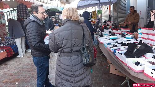 Signature référendum ADP, Malakoff - 24 novembre 2019