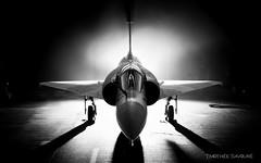 XOG   Armée de l'Air Dassault Mirage 2000C   115-YE (Timothée Savouré) Tags: 122 115ye dassault mirage 2000 2000c armée de lair french air force night spotting shooting base aérienne 115 orange ba115 caritat