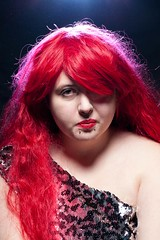 _MG_8295 (phreddyy) Tags: model girl woman red redhair portrait amy glam lurex glamour sexy pretty nice beautiful fun shoot strobist canon canon5dmkii 5d2 witstro godox ad360
