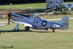 North American P-51D Mustang F-AZSB 122-40964 Hahnweide septembre 2019 (Thibaud.S.) Tags: north american p51d mustang fazsb 12240964 hahnweide septembre 2019