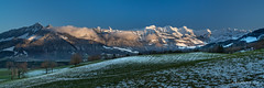 Première neige sur les préalpes de la Gruyère (Switzerland) (christian.rey) Tags: panorama préalpes fribourgoises gruyériennes enneigées neige décembre fribourg gruyère vanils sony alpha a7r2 a7rii 24105 hiver swiss mountains montagne paysage landscape