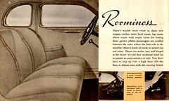 The Great New Chryslers for 1935 (Jasperdo) Tags: brochure pamphlet chrysler automobile car vehicle interior frontseat