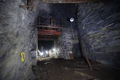 (Sam Tait) Tags: slate mine derelict abandoned quarry welsh wales industry industrial archeology old exploring underground