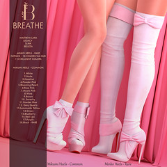[BREATHE]-Minko_Mikumi@Epiphany ([Breathe]) Tags: breathe maitreya belleza slink legacy theepiphany epiphany secondlife mesh heels gacha daisaadmiral tmp shop design playgirl