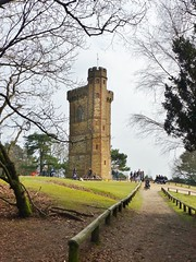 Leith Hill Tower (MedievalRocker) Tags: leithhill views nationaltrust tower