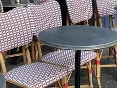 Paris (Hayashina) Tags: france paris chair table