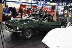 Bullitt Car (Tejas Cowboy) Tags: autorama world wheels 2020 houston tx 2019 bullitt car steve mcqueen vehicle mustang 1968 ford fastback