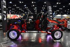 Orange Black Truck (Tejas Cowboy) Tags: autorama world wheels 2020 houston tx 2019 vehicle truck 4x4 texas