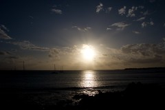 Approaching sun set (scilly puffin) Tags: lanzarote canaryislands holiday december canoneosm50
