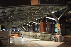 2019 Bike 180: Day 285, December 13 (olmofin) Tags: 2019bike180 finlan polkupyörä bicycle commuter cyclist pyöräilijä leppävaara tunneli tunnel rautatieasema railway station lumix 20mm f17 pyörätie street katu