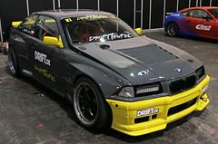 E36 drift car (Schwanzus_Longus) Tags: essen german germany modern car vehicle coupe coupé drift bmw e36 3er