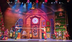 EAG_7653r (crobart) Tags: spring board springboard tinkers toy factory cirque circus artists acrobatics winterfest winter festival canadas wonderland cedar fair amusement theme park