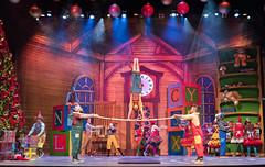 EAG_7621r (crobart) Tags: spring board springboard tinkers toy factory cirque circus artists acrobatics winterfest winter festival canadas wonderland cedar fair amusement theme park