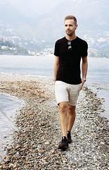 Manuel (sarah.wayn3) Tags: lake walking photography male malemodel boy boymodel portrait canon 50mmcanon outdoor guy