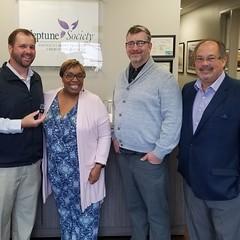 Neptune Society Cincinnati, OH: Crystal Lackey Celebrates 1 Year of Service with Neptune Society